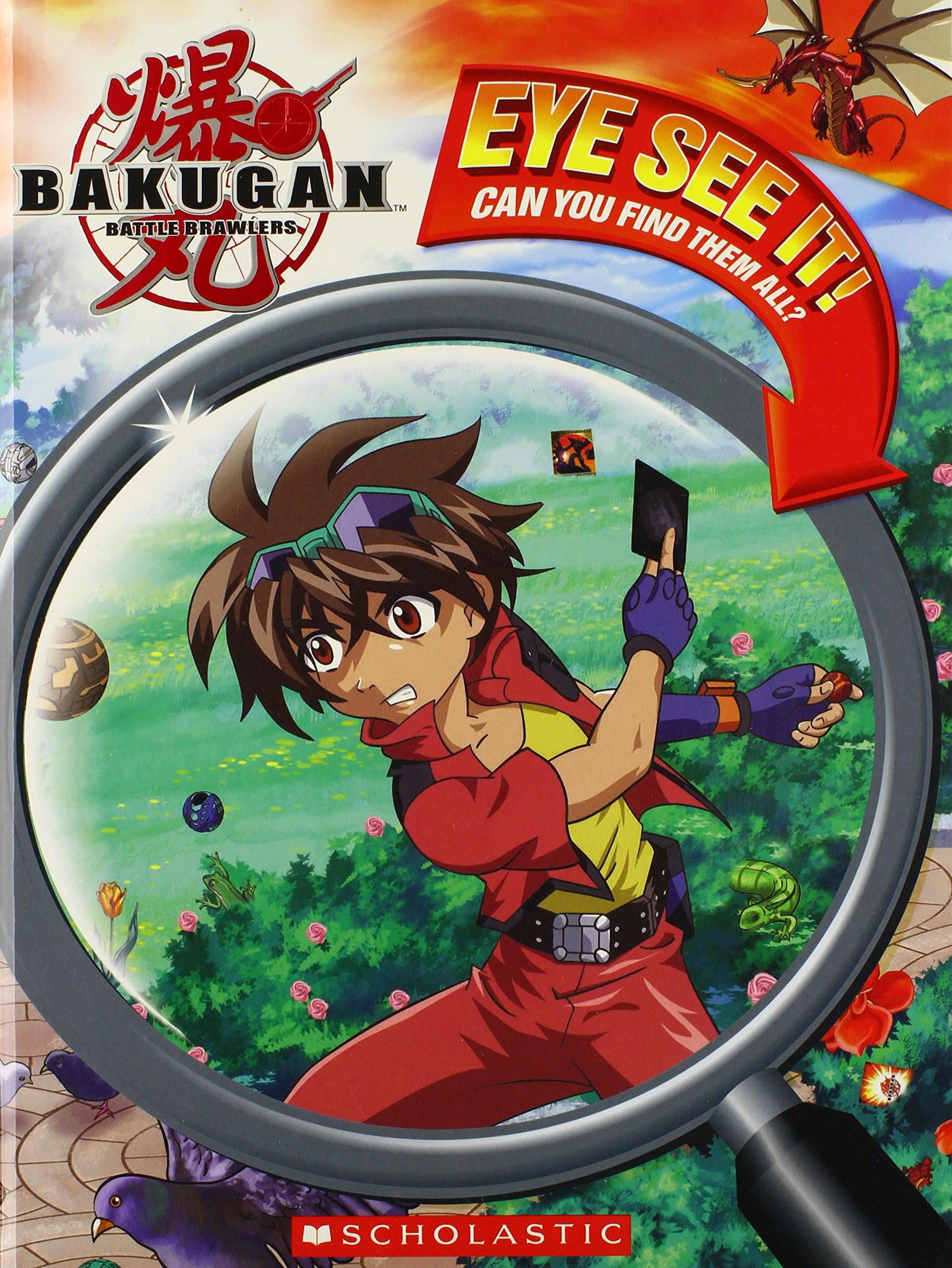 Bakugan: Battle Planet (Dub)