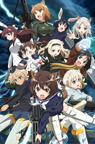 Brave Witches Dub