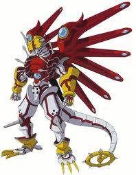 Digimon Movie 8 Ultimate Power Activate Burst Mode