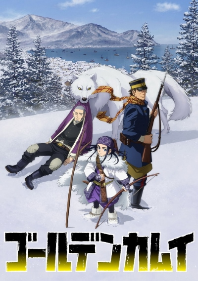 Golden Kamuy 2nd Season Dub