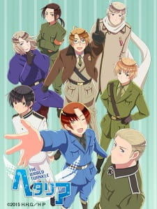 Hetalia: The World Twinkle (Dub)