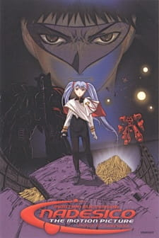 Kidou Senkan Nadesico The Prince Of Darkness Dub