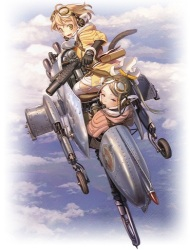Last Exile Fam The Silver Wing Dub