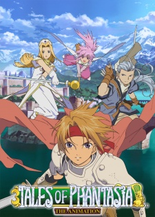 Tales Of Phantasia The Animation Dub