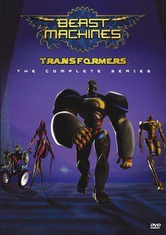 Transformers Beast: Machines (Dub)